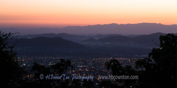 Honduras: Hike up Reserva Municipal Merendon