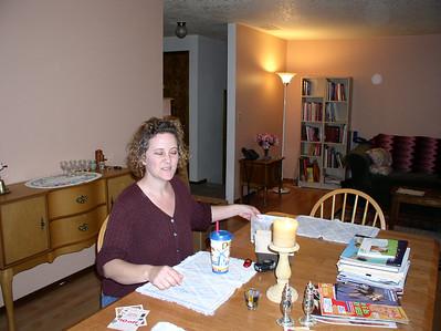 9-01-2004 visiting Deb and Melody