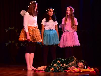 Newlands College: A Midsummer Night's Dream - Act III, sc i