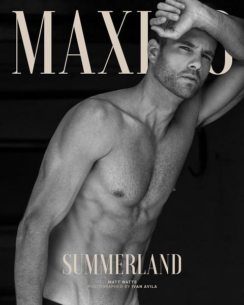 SUMMERLAND / Matt Watts for MAXIMO Magazine