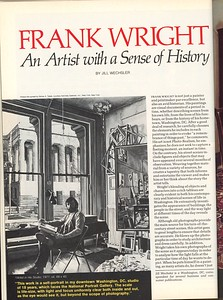 American Artist - AN ARTIST WITH A SENCE OF HISTORY