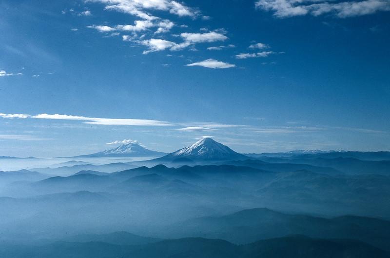 Mt Saint Helens 1964