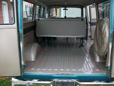 """""""Velma & Skooby"""" SnarkyPoet's 65 & 66 A100 Vans"""