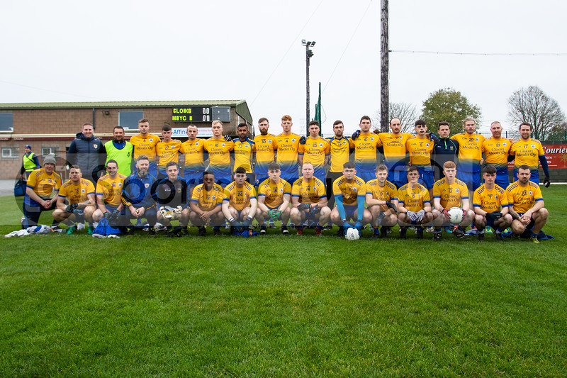 "10th November 2019 ""FBD Insurance"" Tipperary Intermediate Football County Final - Moycarkey Borris 0-11(11) vs Clonmel Og 1-6(9) at Leahy Park, Cashel, Co Tipperary."