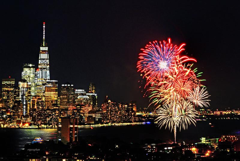 Hoboken Italian Feast Fireworks