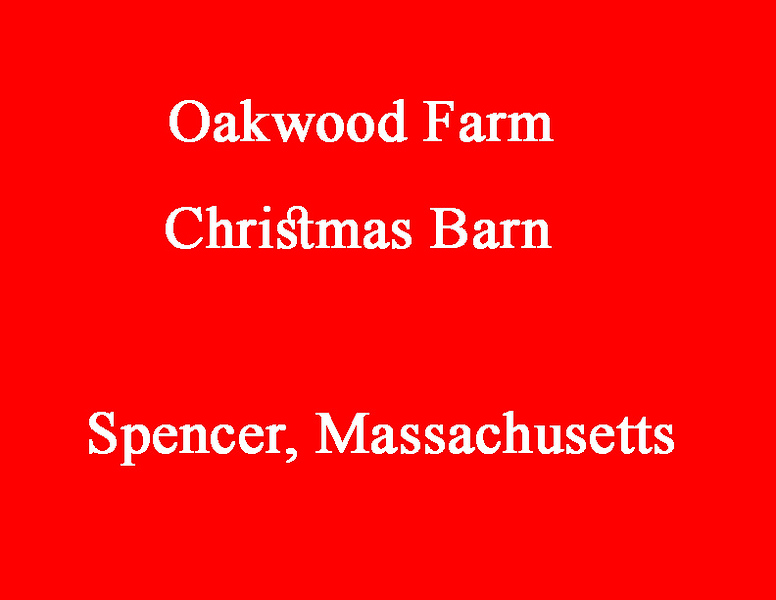 Oakwood Farm - Christmas Barn, Spencer.jpg