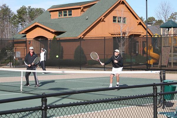 Jan 21, '07: Hamilton Millls Men's Tennis