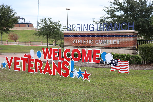 Veterans Day SFMS 2019