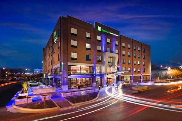 Holiday Inn Express - Oklahoma City, OK (Bricktown)