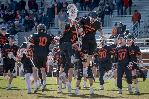 Princeton @ Virginia Lacrosse 2.22.20