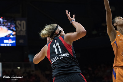 Mystics vs. Phoenix Mercury - July 30, 2019