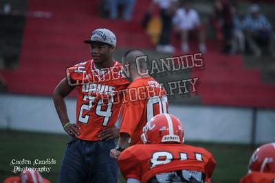 DHS Varsity Football 2012