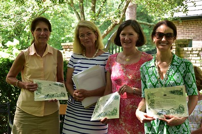 July 2019 Meeting - Award to KY Coffee Tree Gals