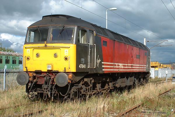 23rd September 2004: Carnforth and Kirkham