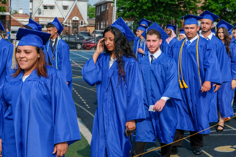 Congratulations to the Class of 2018 at Fordson High School! Photos by Matthew Thompson for The Press & Guide