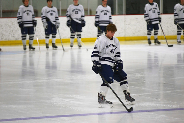 Bay Port Hockey 1-23-2014