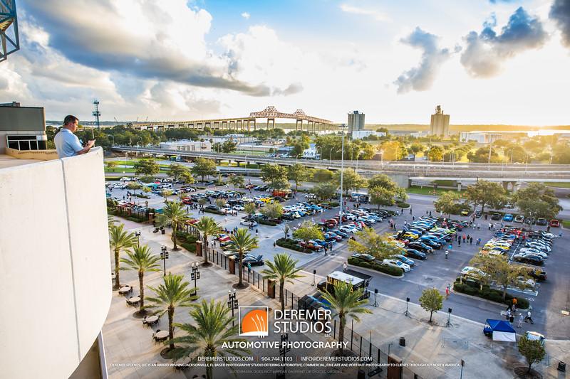 2017 10 Cars and Coffee - Everbank Field 027A - Deremer Studios LLC