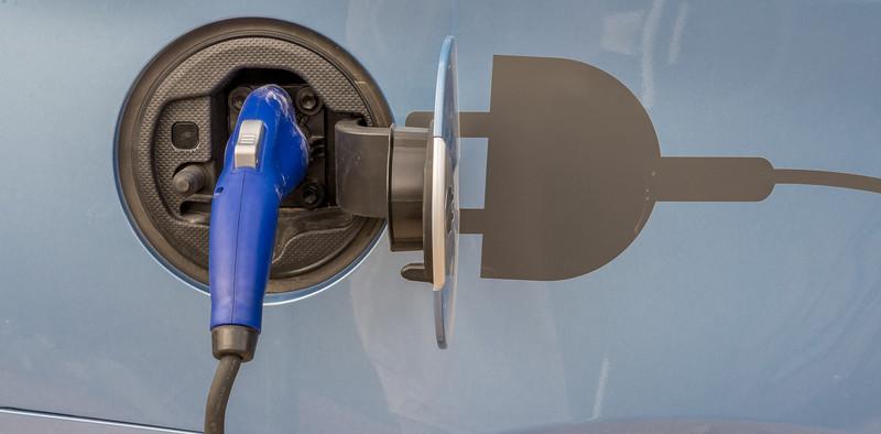 Charging the Prius #3