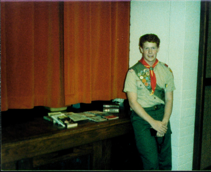 Stephen's Eagle Scout