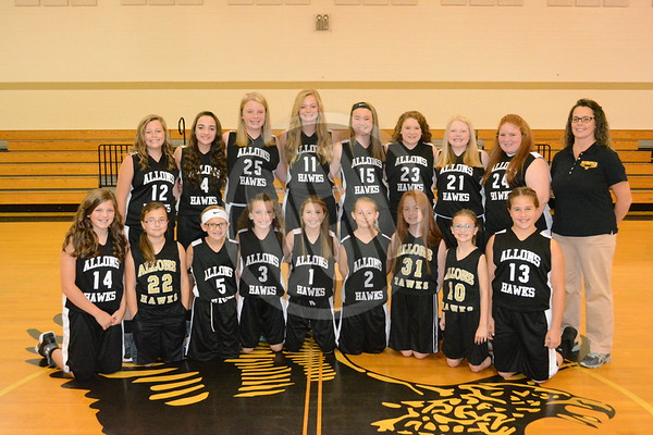 Elementary Basketball Teams