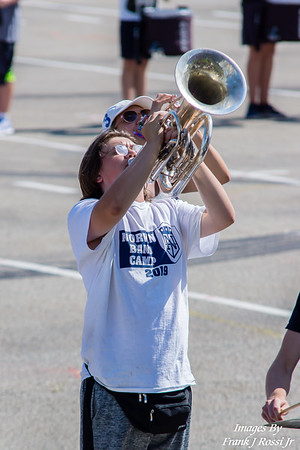 8-9-2019 Norwin Band Camp Day 10