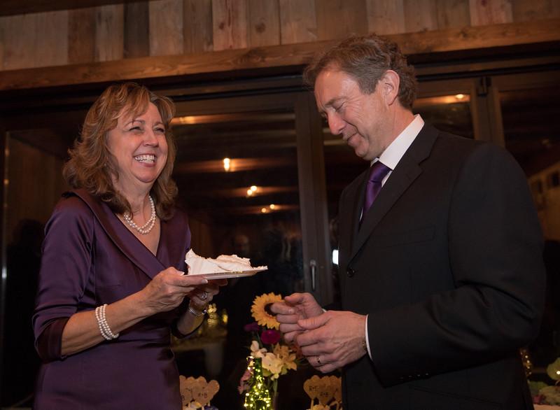 Bride and Groom Enjoying Cake.jpg