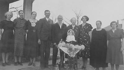 LEENERTS, Johann Hinrich and Marie Mennen