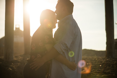 Melissa and Dan (Engagement)