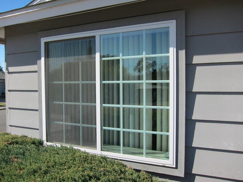 Quality CertainTeed dual pane vinyl windows...