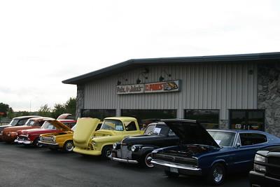 09-29-18 Peculiar Car Show