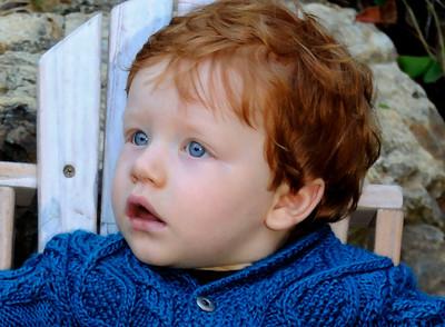 Liam one year