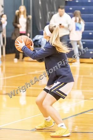 2020 01 14 Clarkston Girls Varsity Basketball vs Groves