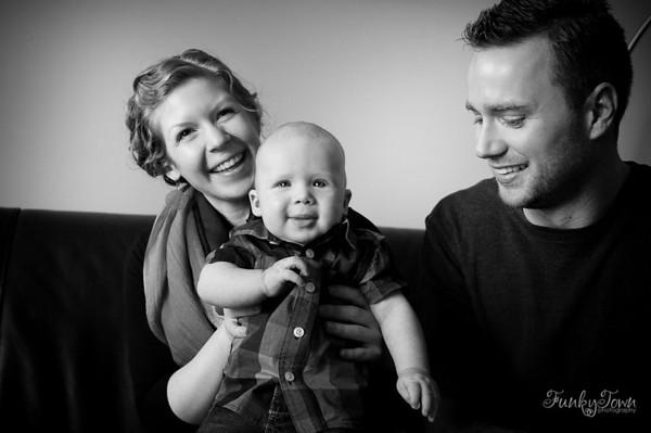 Roberts Family Portraits - Victoria