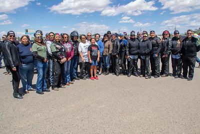 Riders 4 Warriors Memorial/Honor Bike Run Day 3  5-27-19