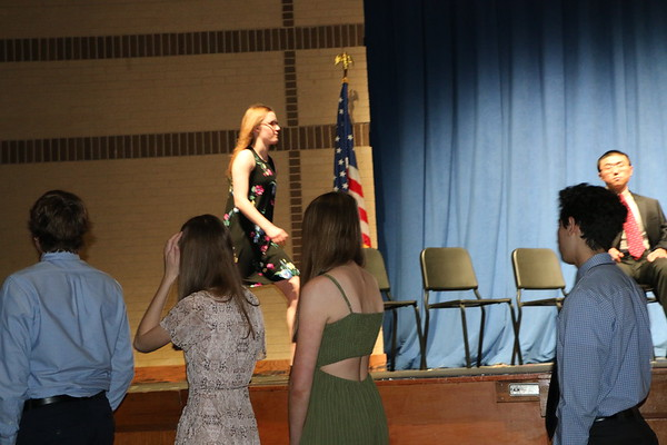 Courtney's National Honor Society - April 2019