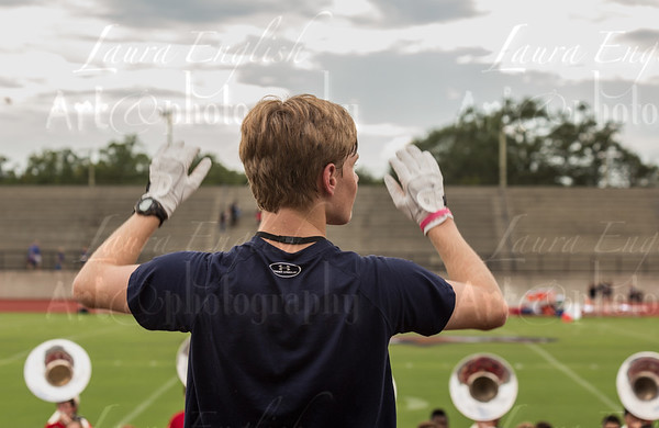 2016 OMHS Marching Band