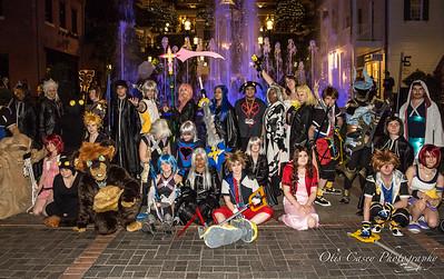 Katsucon 2016 Kingdom Hearts