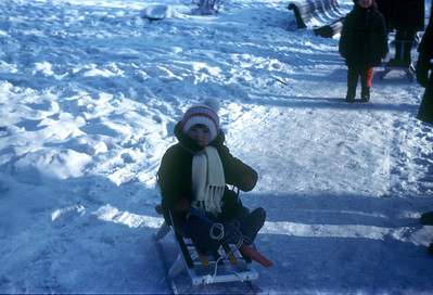 1976 (appx), Little Oxana in Color