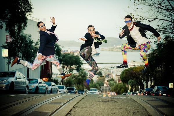 Portraits: Party Pants 2012