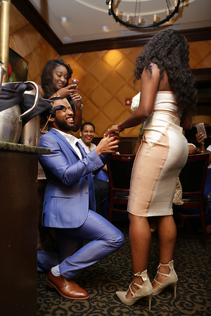 Zaddy and Joanne Proposal