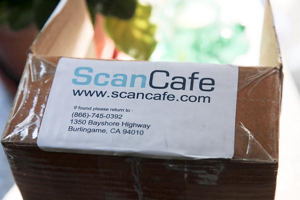 Scan Cafe