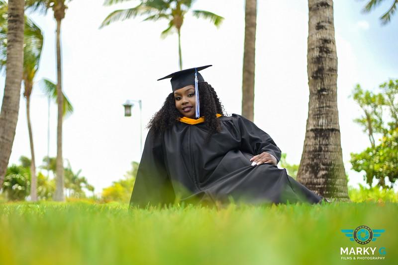 Jalon Edgecombe UB Graduation