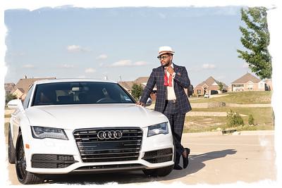Brandee Jones Audi & Fashion Shoot - Fort Worth, Texas