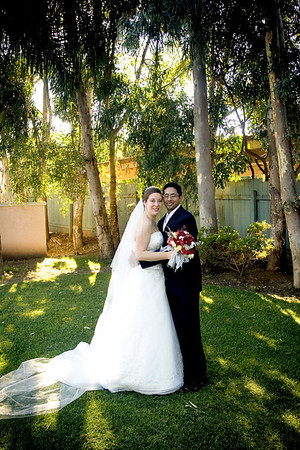 Kristin & Nish (Dec 22nd, 2007)