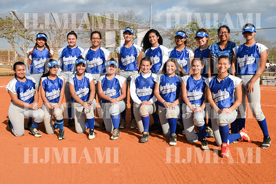 Braddock | Softball | JV | 3/10/18
