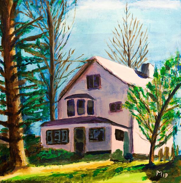Channelling Edward Hopper