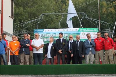 Campionati Italiani Campagna - Lago Laceno 2015