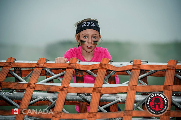 Spartan Race- Junior Race Halifax 2015