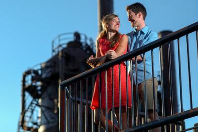 Callie and Ben