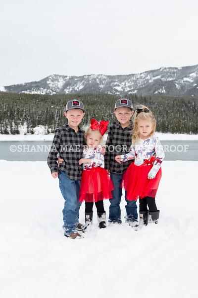 Sattler Family 2018
